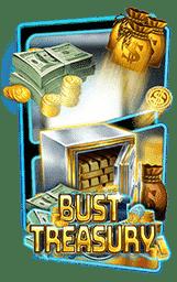 Bust Tresury รีวิวเกมสล็อต PG SLOT pgslot