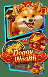 Doggy Wealth รีวิวเกมสล็อต PG SLOT pgslot