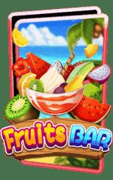 Fruits Bar รีวิวเกมสล็อต PG SLOT pgslot