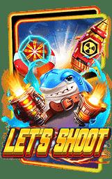 Let's Shoot รีวิวเกมสล็อต PG SLOT