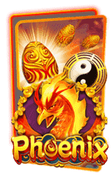 Phoenix รีวิวเกมสล็อต PG SLOT