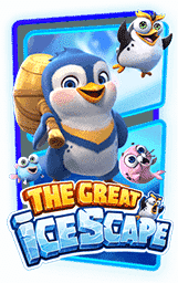 The Great Icescape รีวิวเกมสล็อต PG SLOT pgslot