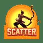 สัญลักษณ์ Scatter Legend of Hou Yi