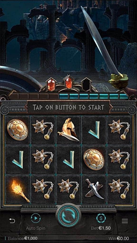 Medusa II-เกมสล็อตออนไลน์