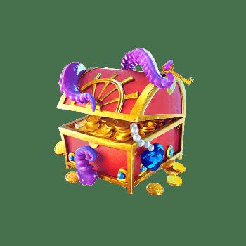 Mermaid Riches-หีบสมบัติ