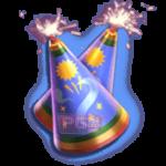 สัญลักษณ์ ซูชิแซลมอน Wild Fireworks