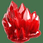 สัญลักษณ์ เพชรสีแดง Galactic Gems