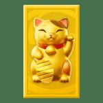 สัญลักษณ์ แมวทองคำ Lucky Neko