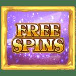 สัญลักษณ์ Free Spins Jack Frost's Winter