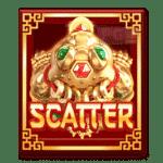สัญลักษณ์ Scatter Jewels of Prosperity