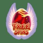 สัญลักษณ์ Scatter Phoenix Rises