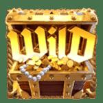 สัญลักษณ์ Wild Queen of Bounty
