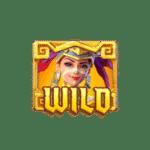 สัญลักษณ์ Wild Treasures of Aztec