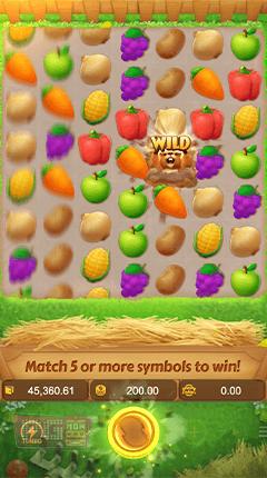 Groundhog Harvest-เกมฟีเจอร์2