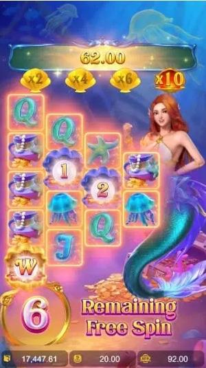Mermaid Riches-ฟีเจอร์1