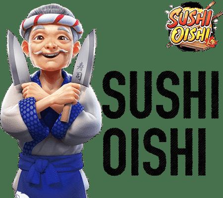 sushi oishi-เกม