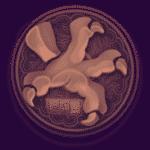 สัญลักษณ์ กรงเล็บมังกร Dragon Tiger Luck
