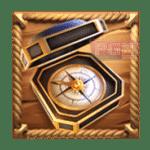 สัญลักษณ์ นาฬิกาเข็มทิศ Captain's Bounty