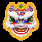 สัญลักษณ์ หน้ากากสิงโต Fortune Gods