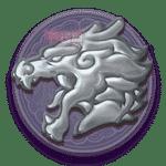 สัญลักษณ์ เหรียญมังกรเงิน Dragon Tiger Luck
