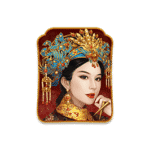 Red Empress Emperor's Favour
